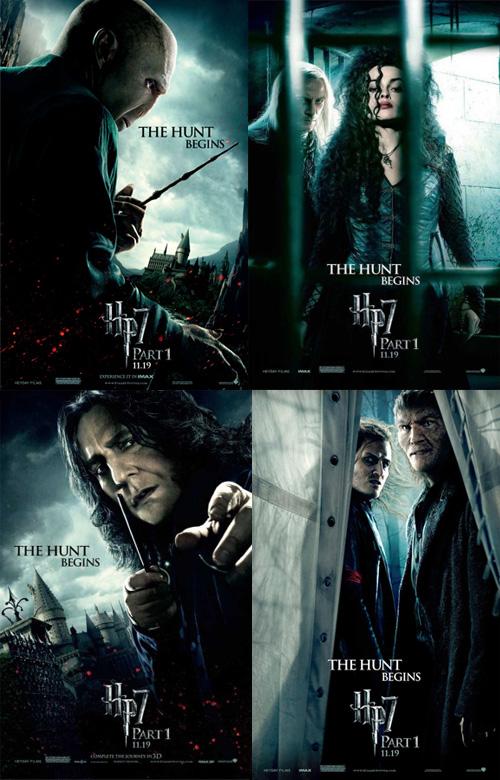 ハリーポッターと死の秘宝死喰い人